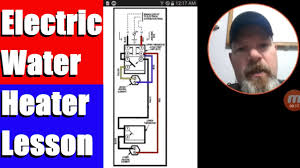 electric water heater lesson wiring schematic and operation youtube wiring diagram for whirlpool electric water heater electric water heater lesson wiring schematic and operation