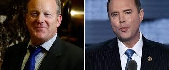 This Week' Transcript 4040407 Sean Spicer And Rep Adam Schiff ABC Inspiration Sean Spicer Resume