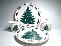 Lenox 1998 Christmas Trees Around The World 8th In Series Plate Lenox Christmas Tree Plates