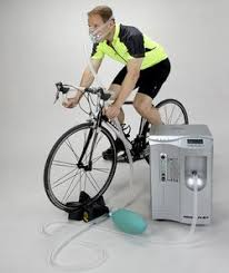 Higher Peak Altitude Chart Simulated Altitude Training On A Cycle Trainer With Higher