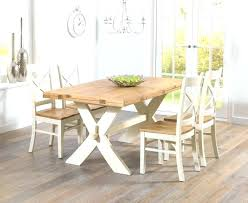 extending table and chairs argos oak dining interesting round sets room white extendable furniture amazing garage