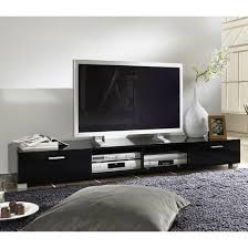 Low profile media consoles Rustic Low Media Stand With Electronic Sets Openedstorage And Cabinetry Flatscreen Tv Set Homesfeed Low Profile Media Console Optimize The Entertainment Room