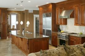 Best wood for kitchen cabinets Solid Wood Choosing The Best Finish For Kitchen Cabinets Improvenet Kitchen Cabinet Finishes Best Finish For Kitchen Cabinets