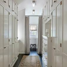 Small Picture Narrow Walk In Closet Design Ideas