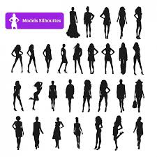 Vectors Silhouettes Woman Silhouettes Vectors Photos And Psd Files Free Download