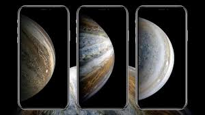 Download these iPhone XS inspired space ...