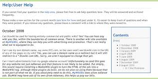 how to create your own wiki bluwiki steps pictures