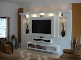 furniture design for tv. handmade gypsum board tv units before and after furniture design for n