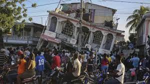 Nach schwerem Erdbeben: Fast 1300 Tote ...