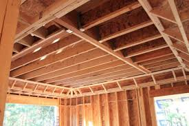 ... Tray Ceiling Framing With Wood Tray Ceiling Framing And Natural