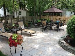 Small Picture Garden Design With Inspiring Landscape And Paver Patios Northern