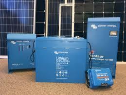 Victron Lithium Battery Smart LiFePO4 12V - e Marine Systems