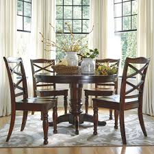 raw edge dining table decorating ideas with inspiration 5 piece round dining table set new ashley