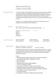 Successful Cv Layout Sample Cv Template Word