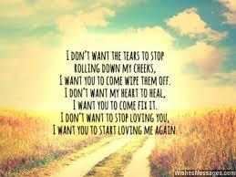 I Love You Messages for Ex-Boyfriend: Quotes for Him ... via Relatably.com