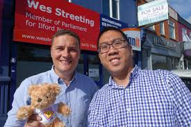 Woodford Green father recruits Ilford North MP Wes Streeting in fight to  cure daughter's rare tumour   Times Series