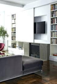 tv cabinet above fireplace shelving over cabinet fireplace tv cabinets for