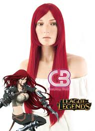 League of Legends LOL Katarina Long ...