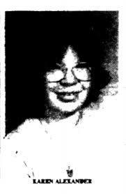 Karen Ann Alexander (1966-1981) - Find A Grave Memorial