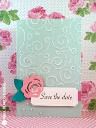 How To Make A Save The Date Card Diy Wedding How To Make A Save The Date Card Eroche