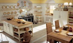 country kitchens. Ideas For Country Kitchen Decor In White Kitchens H