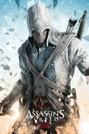 assassinand 39 s creed 3 connor. assassin\u0027s creed iii - connor poster assassinand 39 s 3