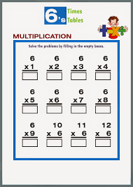 times tables worksheets 2 3 4 5 6 7 8 9 10 11 and 12 table