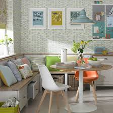 kitchen diners that are rocking a bench