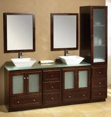 Models Bathroom Cabinets Double Sink Shaker Vanity On Decorating Ideas