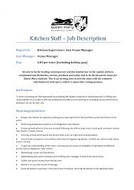 Mcdonalds Job Description For Resume Fast Food Job Description For Resume Mcdonalds Crew Sample Cook 16