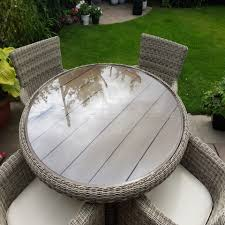 acrylic outdoor table protectors 10x