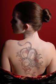 Tetování Drak Fotogalerie Motivy Tetování