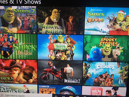 The fact that Canadian Netflix has every Shrek except the first one :  mildlyinfuriating