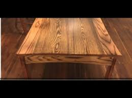 Free shipping on many items | browse your favorite brands | affordable prices. Handmade Burnt Wood Oak Coffee Table Youtube