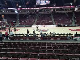 Colonial Life Arena Section 114 South Carolina Basketball