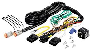 led hid halogen light wiring solutions harnesses kc hilites add on wiring harness kc 6316