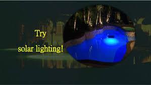 swimming pool lighting ideas. try solar lighting swimming pool ideas
