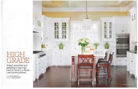 Bhg Kitchen And Bath Kitchen Featured In National Magazine Christopher Rose