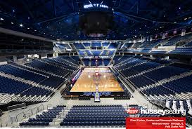 Wintrust Arena Hussey Seating Company