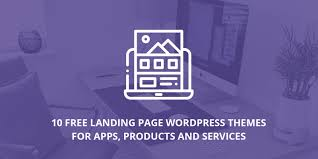 Themes Downloading Free 10 Free Landing Page Wordpress Themes For Apps Products And