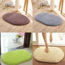2019 whole new bath mat absorbent soft fluffy bathroom bedroom doormat floor non slip shower rug carpets home decor 31x51cm from sophine08