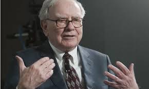 Warren Buffett hails Berkshire Hathaway's $5bn holding in the Wall Street bank, Goldman Sachs. Photograph: Nati Harnik/AP - Warren-Buffett--of-Berksh-001