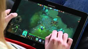 dota 2 on windows 8 touch devices with gestureworks gameplay