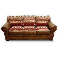 8 Lodge Style Sectional Sofas Log Cabin Furniture Rustic
