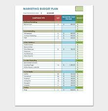 Marketing Budget Plan 20 Marketing Budget Templates For Excel Pdf Budget Smart