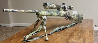 diy rattle can camo for weapons and other gear