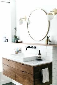 modern round bathroom mirror. Beautiful Mirror Modern Round Bathroom Mirror Amazing  On Modern Round Bathroom Mirror D