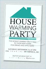 Housewarming Party Template Metabots Co