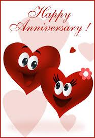 Free Printable Happy Anniversary Greeting Card Anniversary