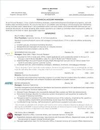 Simple Resume Template 2018 Beauteous Advertising Account Manager Resume Account Manager Resume Template